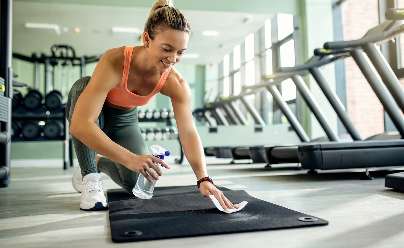 Tips to Follow Impeccable Hygiene Standards at Gyms
