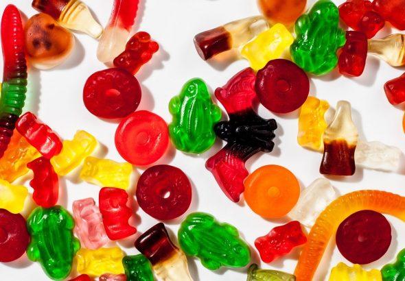 Edible choice in Delta 8 gummies